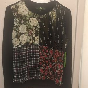 Sam Edelman Printed Sweater